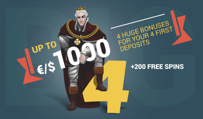 King Billy Bonuses Promotions